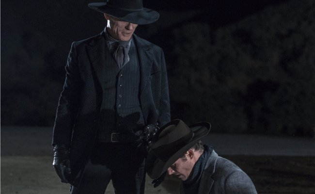 Westworld Is The Man In Black Human Business Insider