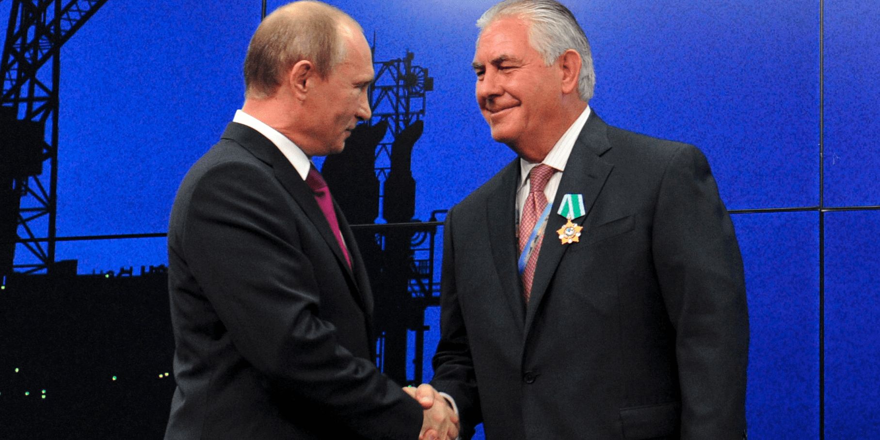 Image result for putin tillerson