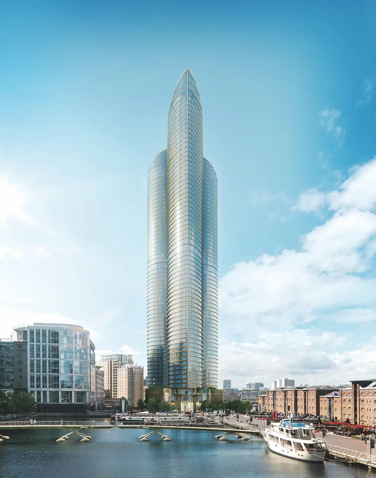 Skyscrapers That Will Transform Londons Skyline By 2020