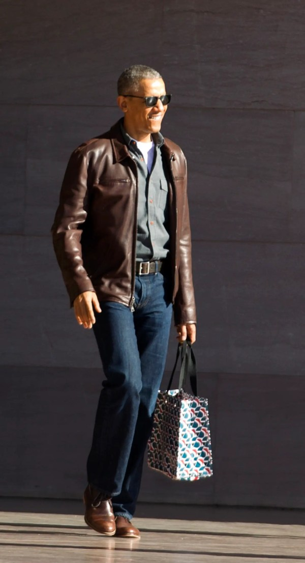 Obama Business Casual Style