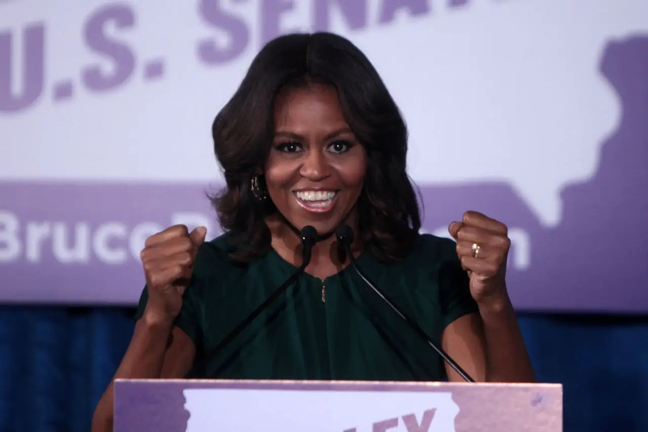 Michelle Obama — 'Scandal'