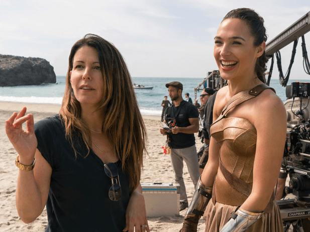 Patty Jenkins WW Warner Bros final