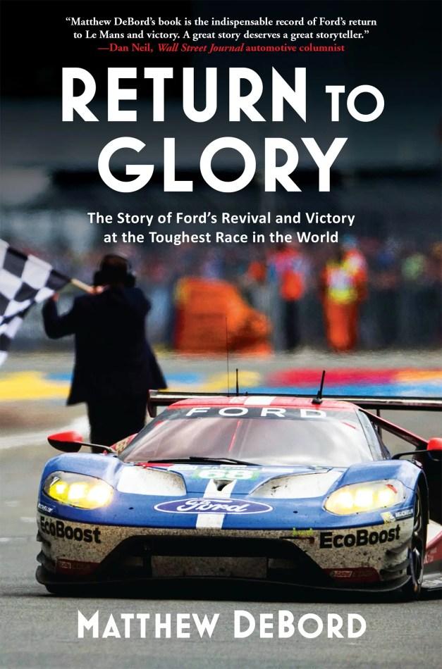 Return To Glory Cover