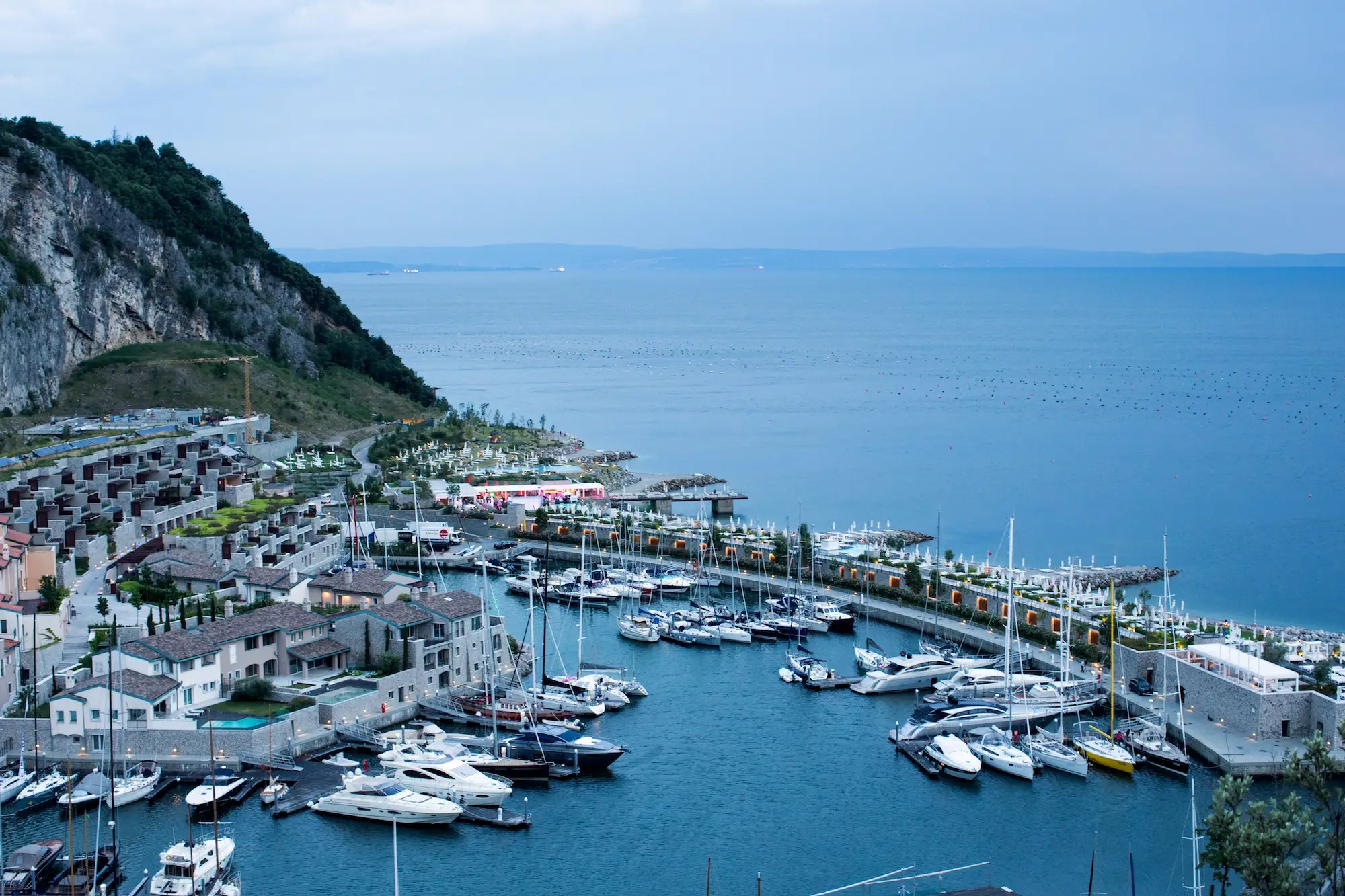 The three-day event took place in stunning Portopiccolo, Italy, 20 kilometres from Trieste.