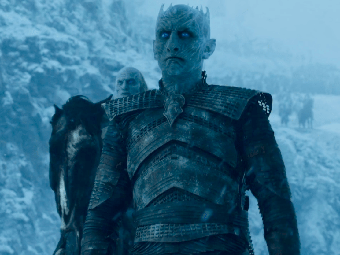 Night King Game of Thrones season seven