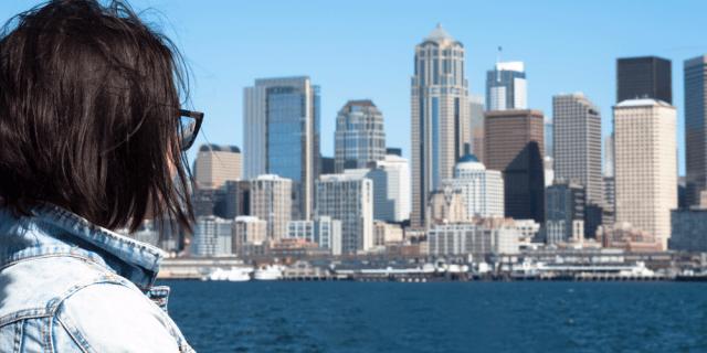 4 (tie). Seattle