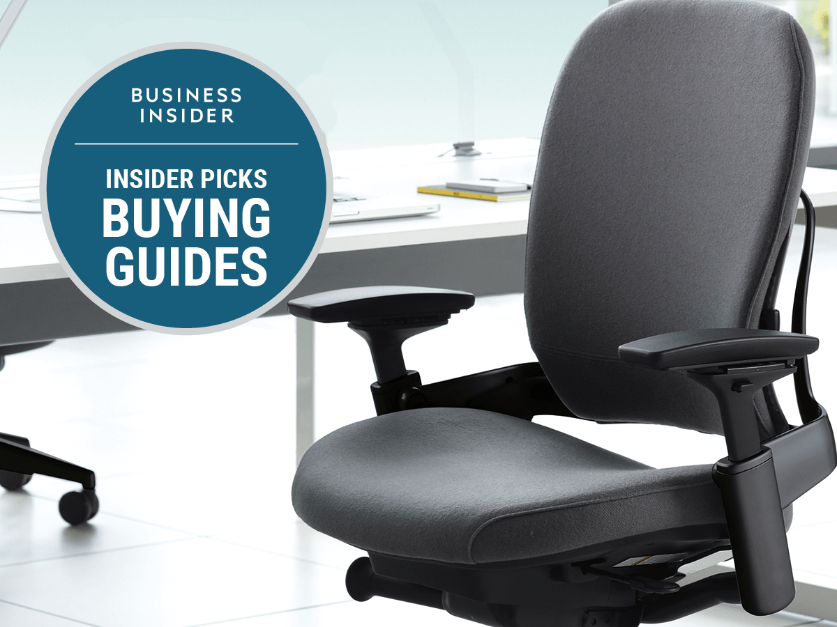 The best office chairs you can buy  Business Insider