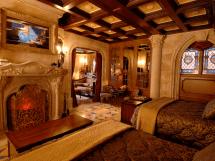 Disney World Cinderella Castle Hotel Room