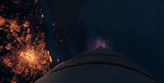 elon musk mars bfr rocket spaceship earth landing transportation system youtube