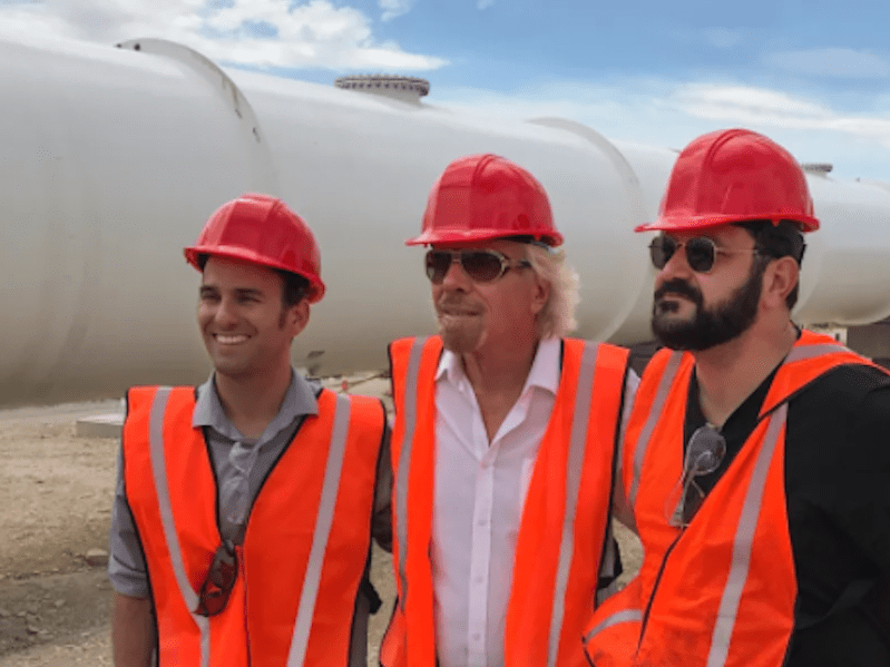 richard branson hyperloop