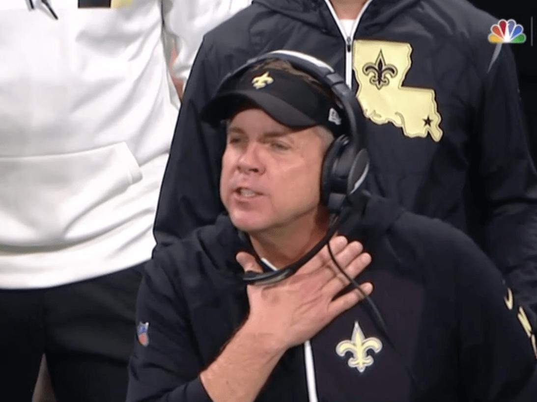 6. New Orleans Saints