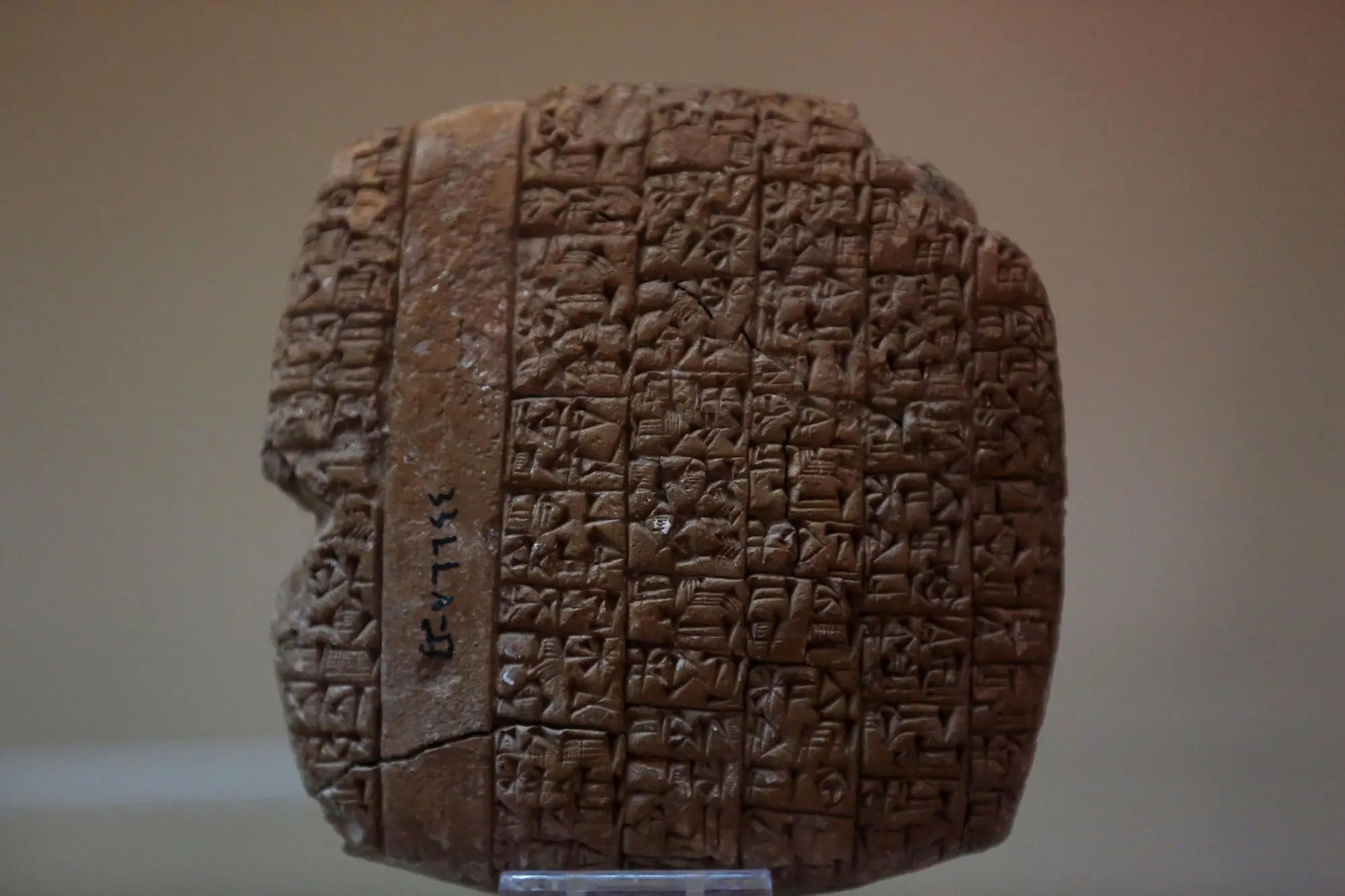 Hobby Lobby's illegal smuggling of artifacts from the Middle East