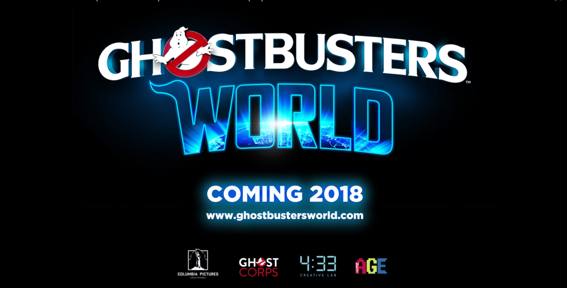 Ghostbusters World Smartphone Game Similar To Pokemon