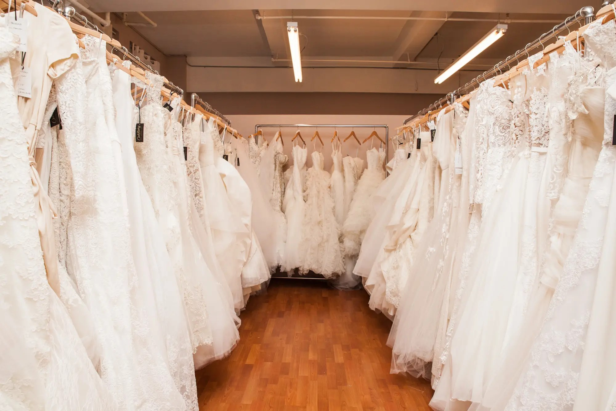 Wedding Dresses That Are Designer, But At Steep Discounts