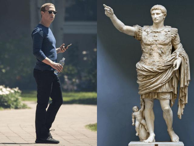 mark zuckerberg and augustus