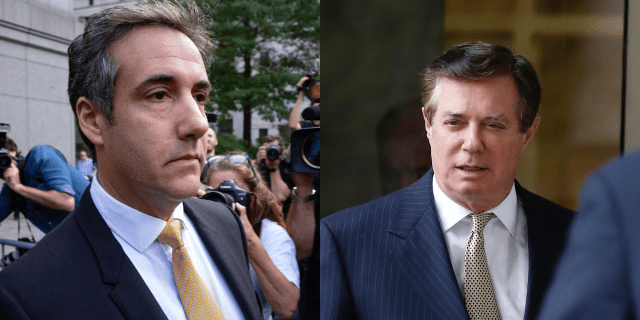 michael cohen paul manafort