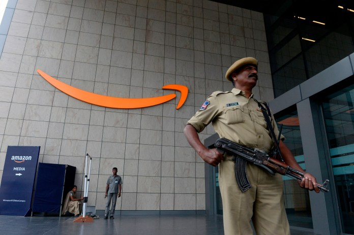 Amazon just opened its biggest campus to date in Hyderabad, India — take a look inside (AMZN)