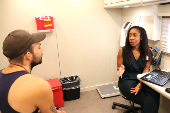 I spent a day with a health van providing care to low-income New Yorkers, and it reveals a hidden safety net for thousands in the world's wealthiest city