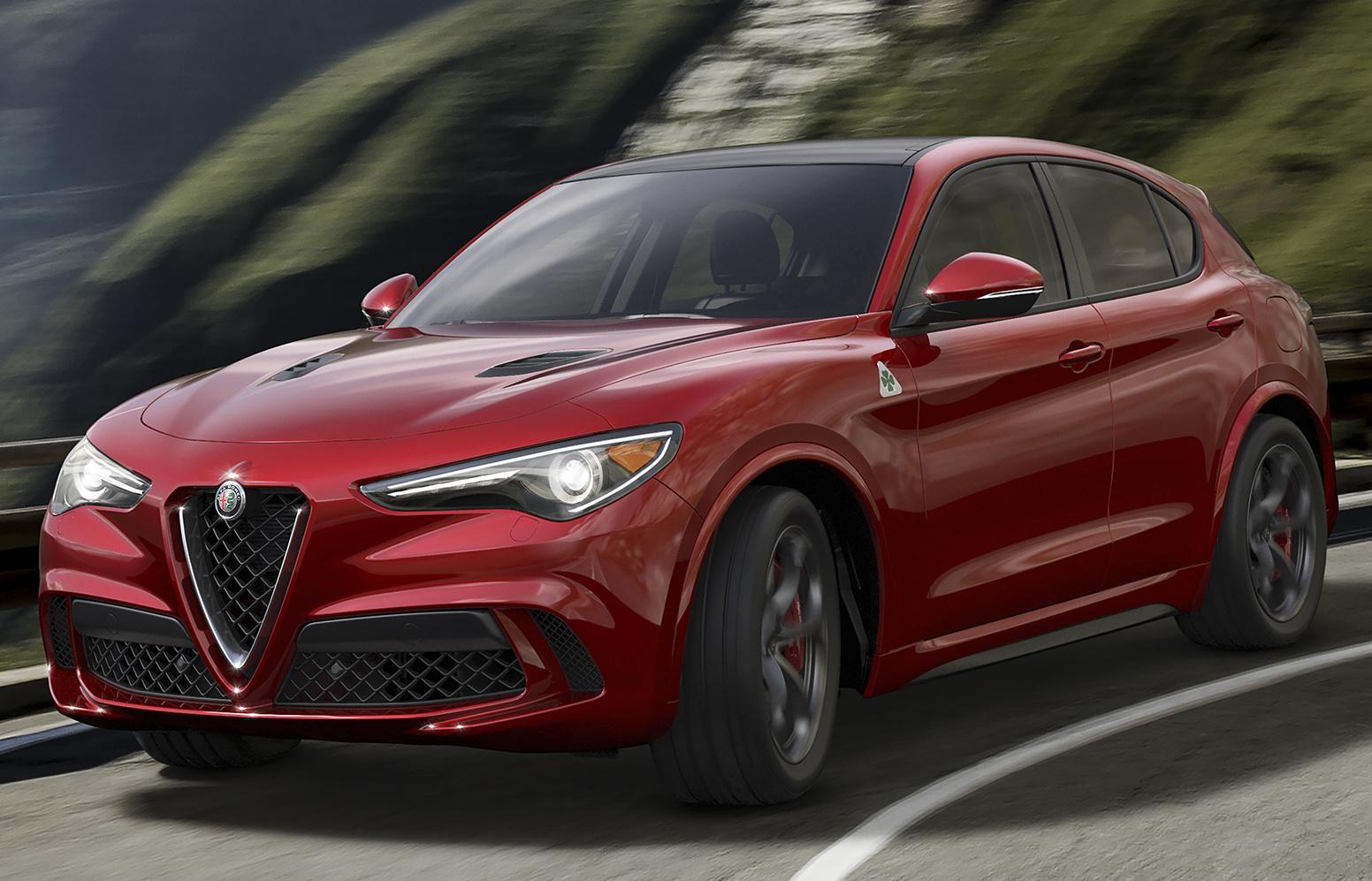 2018 Alfa Romeo Stelvio For Sale In Baltimore, Md Cargurus