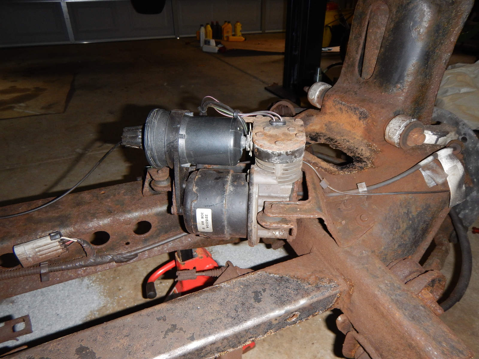 hight resolution of cadillac deville questions where is the air ride compressor 2002 cadillac escalade air ride suspension diagram cadillac cts v