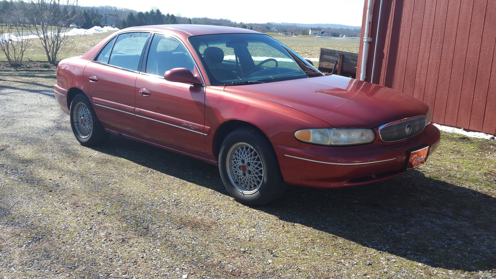 hight resolution of 1997 buick century overview