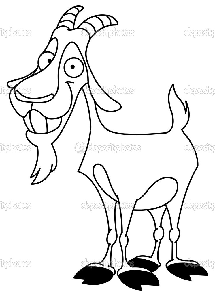 Farm Animal Coloring Pages Faces Coloring Pages