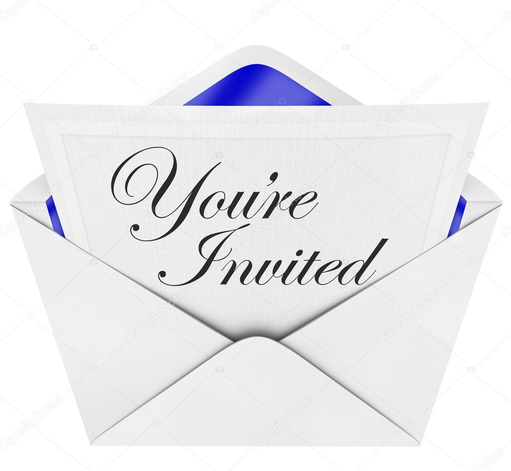 Dinner Invitation Stock Photos Images And Vector