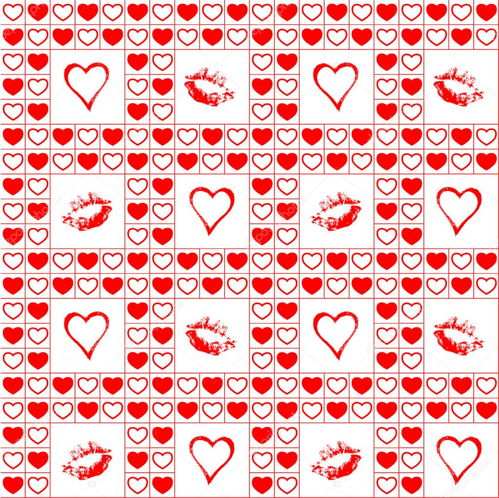 Printable Heart Pattern Catalog Of Patterns