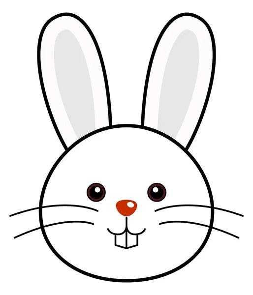 Como Dibujar Un Conejo De Pascua Facil Para Ninos