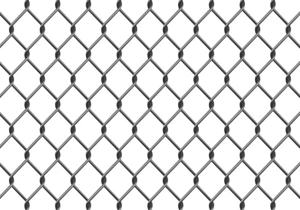 chain link fence stock
