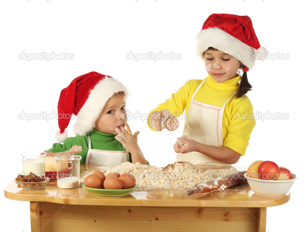 Kids Learning To Cook Worksheets