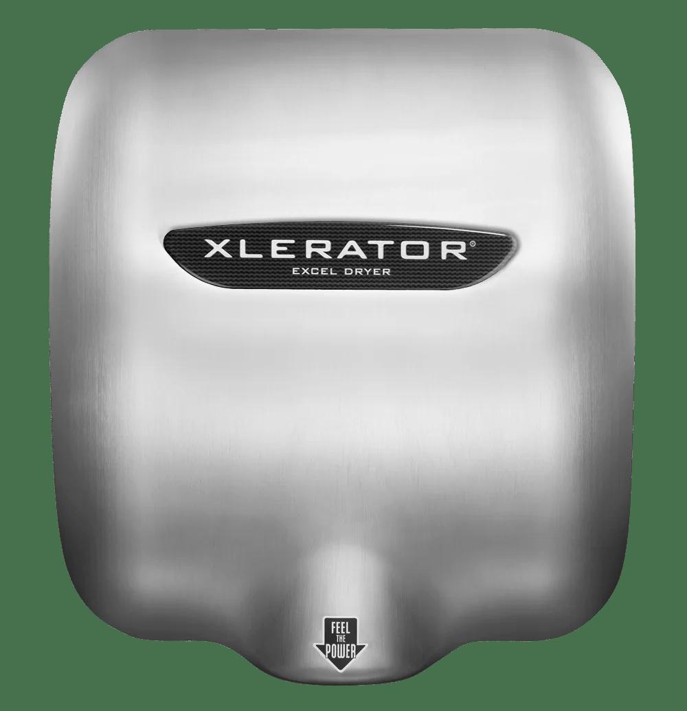 xlerator� hand dryer – 8 second dry time