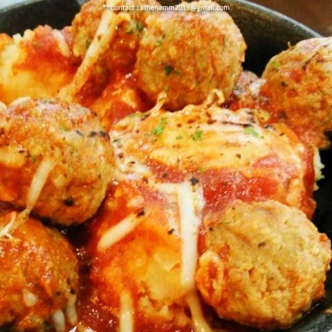 蕃茄手工肉丸 - 北角的La Kaffa