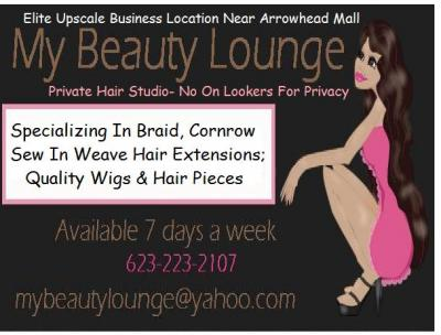 my beauty lounge glendale az