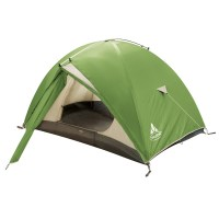 Vaude Campo 3P Tent - Chute Green | Uttings.co.uk