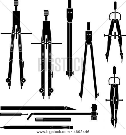 Picture or Photo of A vector illustration of a set of