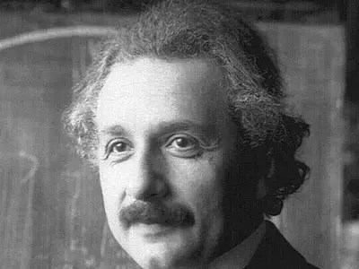 "Albert Einstein didn't speak until age four and didn't read until age seven. His teachers labeled him ""slow"" and ""mentally handicapped."""