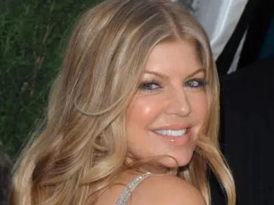 Fergie — Stacy Ann Ferguson