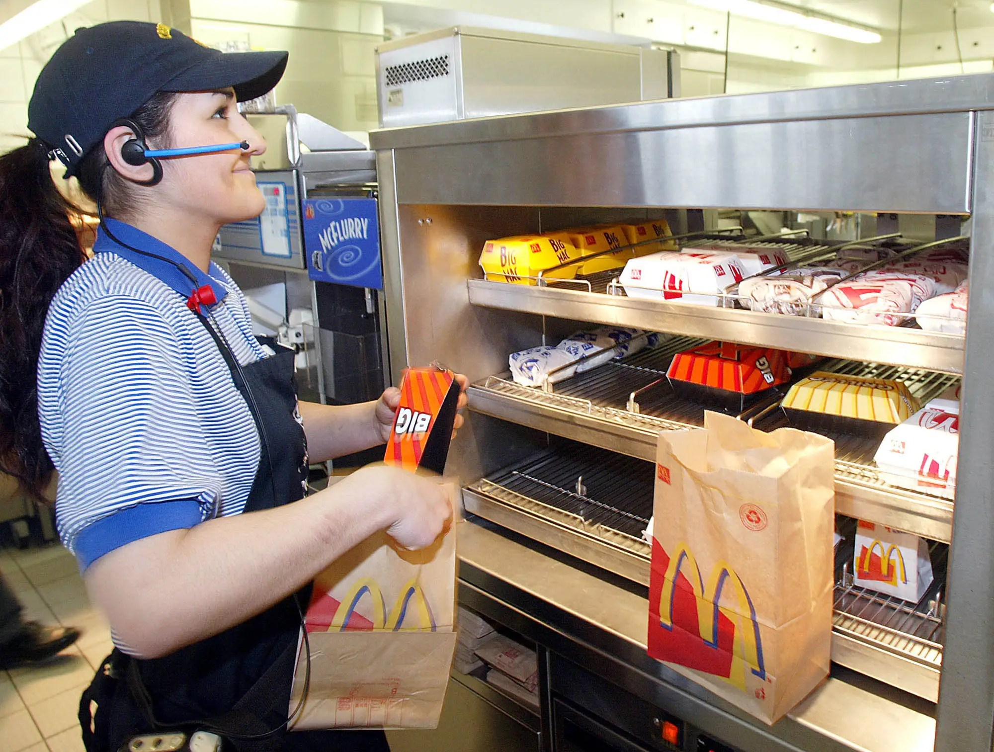 According to company estimates, one in every eight American workers has been employed by McDonald's