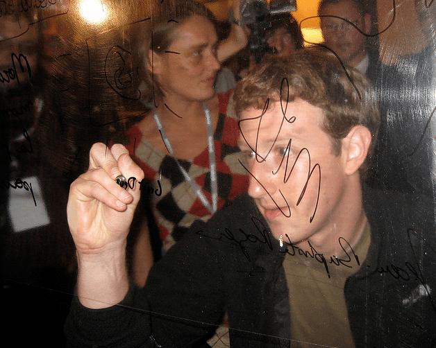 mark zuckerberg draw build