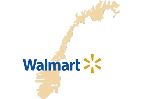 Walmart is bigger than Norway