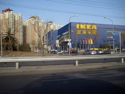 And Now There Is A Fake Ikea Store In China  Business Insider