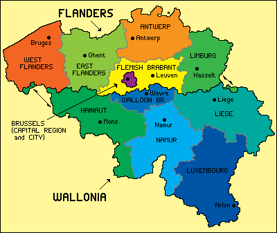 Belgium has a centuries old problem.
