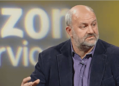 Amazon's Werner Vogels: Call Him Mr. Cloud.