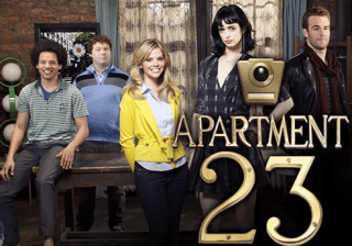 Apartment 23 - Don't Trust The B**** In Apartment 23 - 1x02 - Daddy's Girl... apartment 23  dont trust the bitch in apartment 23