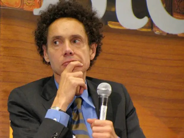 Malcolm Gladwell, author and social scientist
