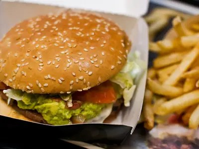 Order your Burger King sandwich customized.