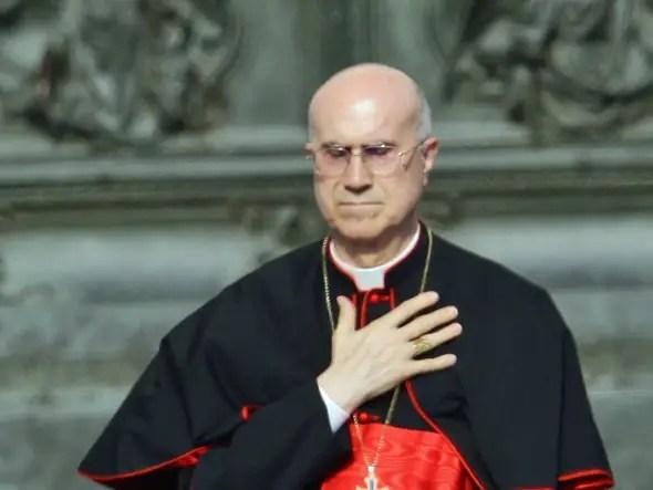 Tarcisio Bertone Vatican