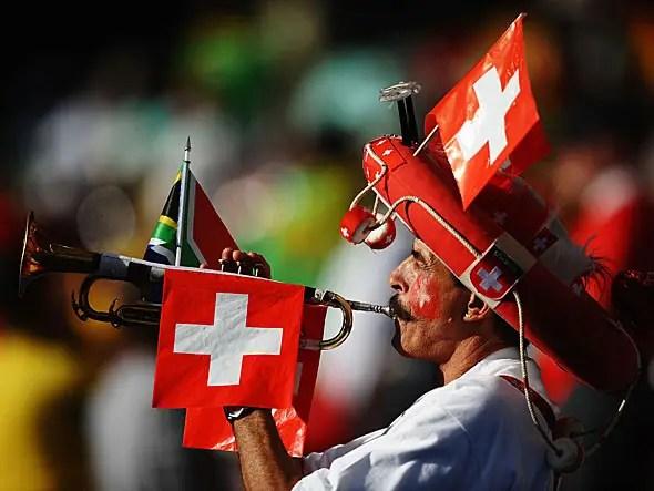 #6 Switzerland