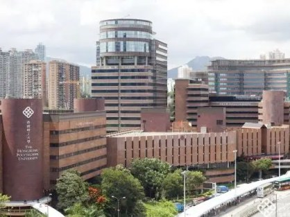 25. Hong Kong Polytechnic University